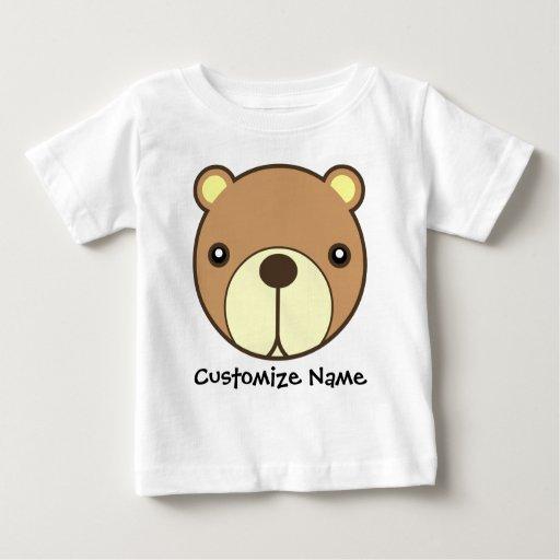 El bebé más estimado del oso playera de bebé