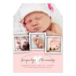 El bebé moderno soña la invitación dulce del invitación 12,7 x 17,8 cm