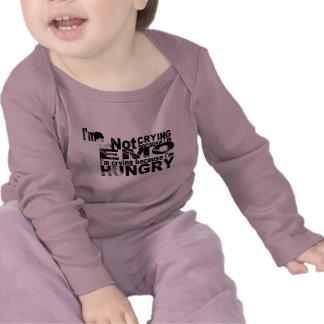 El bebé no es ningún Emo Camiseta