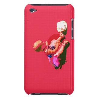 el bebé que sentaba y que jugaba pascua rosada pos iPod touch coberturas