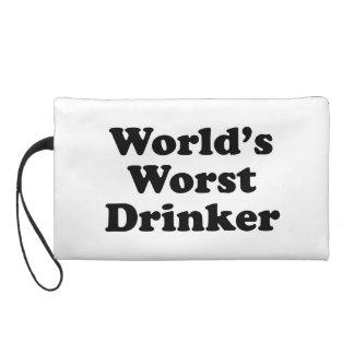 El bebedor peor del mundo