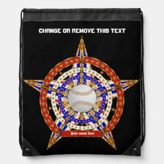 El béisbol 2 AÑADE su opinión del texto del cambio Mochilas