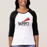 El béisbol cabido de las mujeres de LTYM [funciona Camiseta