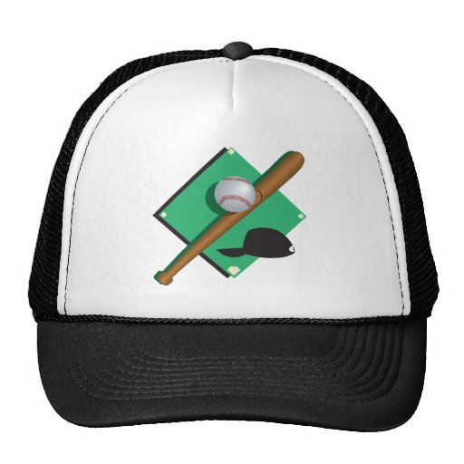 El béisbol es mi corazón gorras