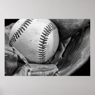 El béisbol me ha sido bueno póster