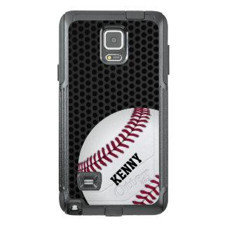 El béisbol Otterbox Samsung observa el caso 4 Funda OtterBox Para Samsung Note 4