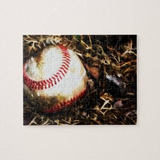 El béisbol perdido puzzle