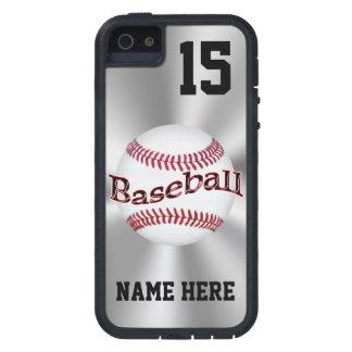 El béisbol personalizado del iPhone 5S encajona el iPhone 5 Carcasa