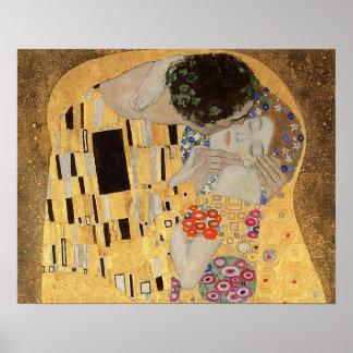 El beso 1907-08 2 impresiones