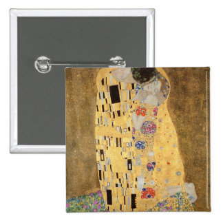 El beso, 1907-08 pin