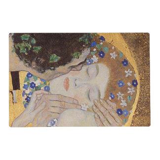 El beso, 1907-08 tapete individual