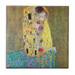 El beso 2 de Gustavo Klimt Teja