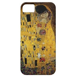 El beso de Gustavo Klimt iPhone 5 Protectores