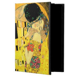 El beso de Gustavo Klimt