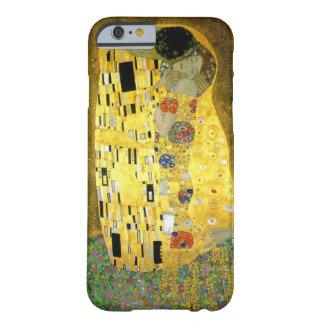 El beso de Gustavo Klimt Funda Para iPhone 6 Barely There