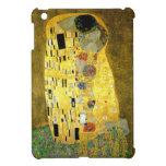 El beso de Gustavo Klimt iPad Mini Carcasas