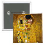 El beso de Gustavo Klimt Pins