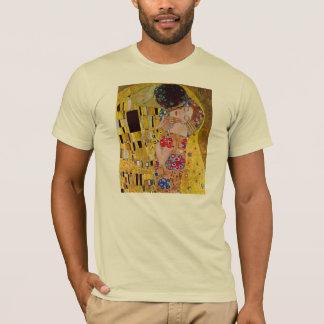 El beso de Gustavo Klimt Playera