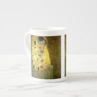 El beso de Gustavo Klimt Taza De Té