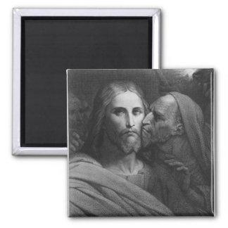 El beso de Judas 2 Imanes De Nevera