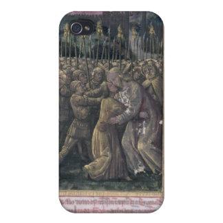 El beso de Judas iPhone 4/4S Carcasas