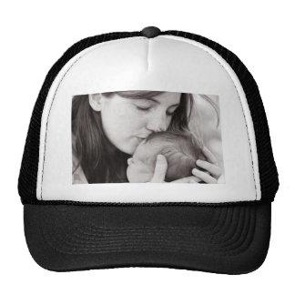 El beso de la madre del amor gorras de camionero
