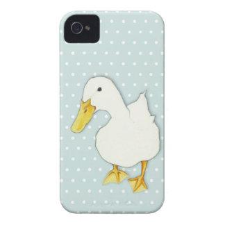El beso del pato puntea caja intrépida de Case-Mate iPhone 4 coberturas