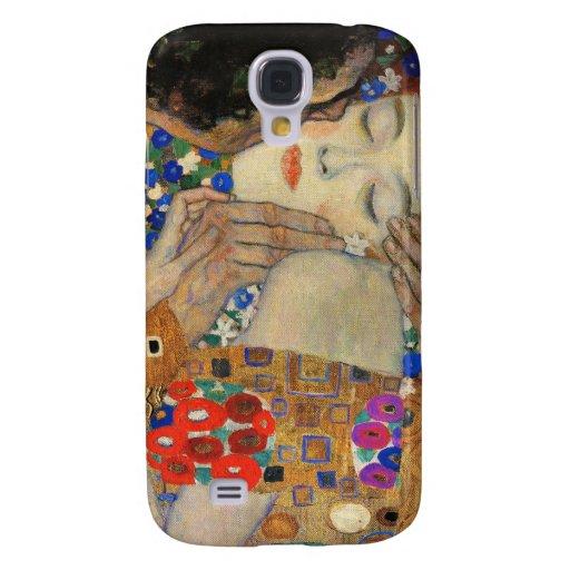 El beso (detalle) Gustavo Klimt Funda Para Galaxy S4