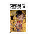 El beso, Gustavo Klimt