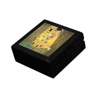 El beso - Gustavo Klimt Caja De Recuerdo