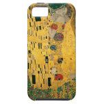 El beso - Gustavo Klimt iPhone 5 Carcasa