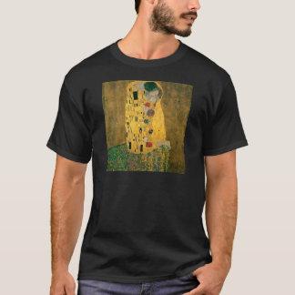 El beso - Gustavo Klimt Playera