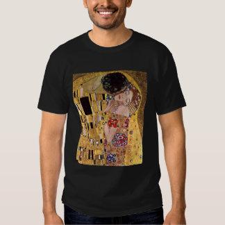 El beso, Gustavo Klimt Playeras