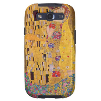 El beso por el caso de Klimt Galaxy SIII Protector
