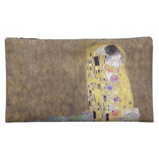 El beso por la luna de miel de Gustavo Klimt