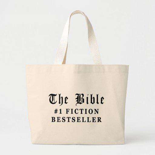 El bestseller de la ficción de la biblia bolsa de mano