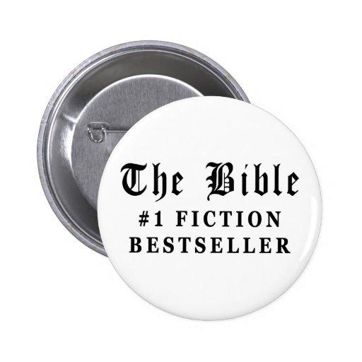 El bestseller de la ficción de la biblia pin