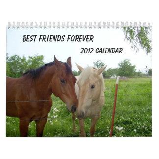 El BFF-Mejor calendario 2012 de los amigos para