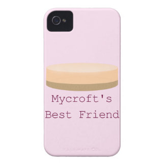 El BFFL de Mycroft Carcasa Para iPhone 4 De Case-Mate
