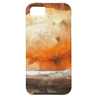 El Bhatura sabroso Funda Para iPhone SE/5/5s