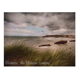 El Biarritz romántico Tarjetas Postales