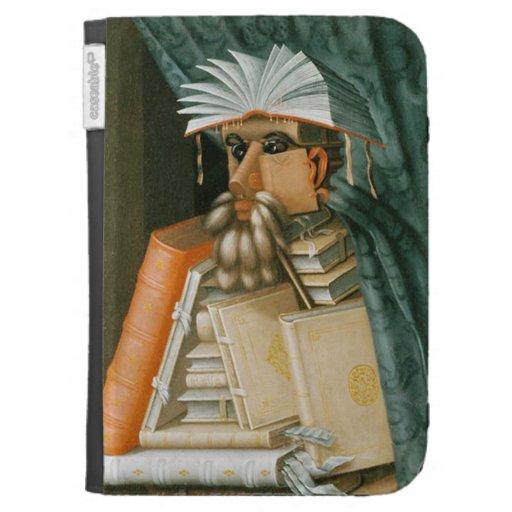 El bibliotecario de Giuseppe Arcimboldo