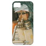 El bibliotecario de Giuseppe Arcimboldo iPhone 5 Coberturas