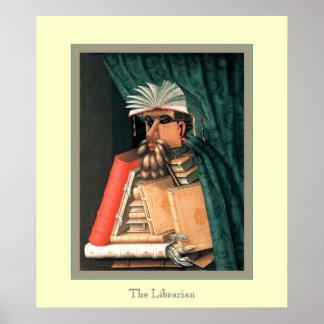 El bibliotecario posters