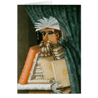 El bibliotecario tarjetón