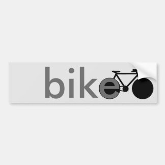 el biking de ciclo del o¨o pegatina para auto