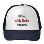 El Biking es la pasión de mi papá Gorro