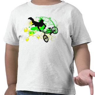 El Biking extremo Camisetas