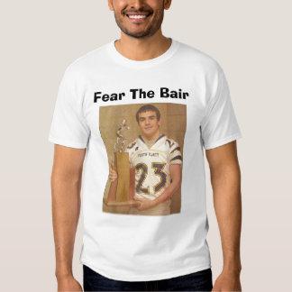 el billbair, teme el Bair, algodón Poleras