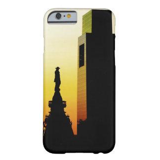 El Billy Penn para el caso del iPhone 6 Funda Barely There iPhone 6